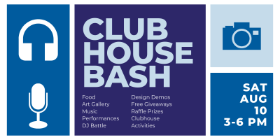 Clubhouse Bash
